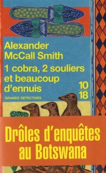 1 COBRA 2 SOULIERS ET BEAUCOUP D'ENNUIS