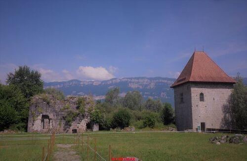 Echappée belle Aixoise. Le Bourget-du-lac (fin).