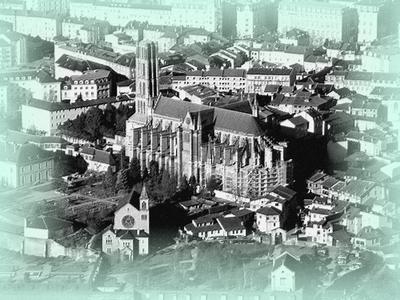 Limoges, du château à la cité, on rénove les vieux quartiers