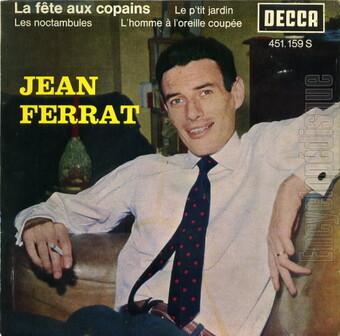 Jean Ferrat, 1963