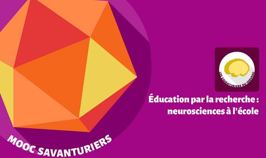 37004 Éducation par la recherche : neurosciences à l'École Image de couverture