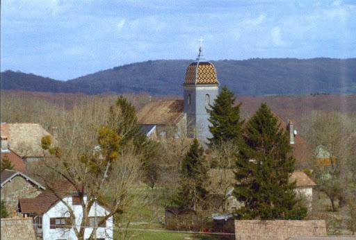 Clocher de Lomont sur Crête (25)