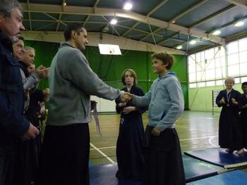 Résultats championnat régional kendo kyu et jeunes