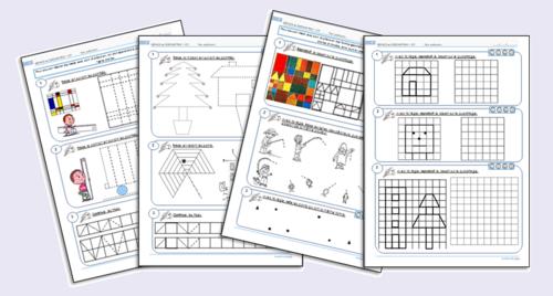 La géométrie au CP (fichier d'entrainement)