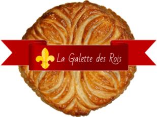{Concours Galette des Rois 2015 } Mini Galettes Amande et Framboise