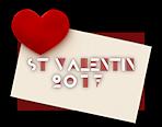 Saint Valentin 2017