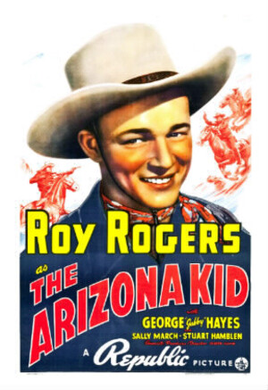 Le Kid de l'Arizona (1939)