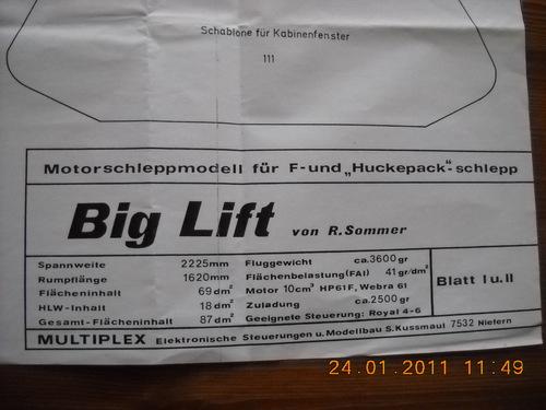 Le Big Lift