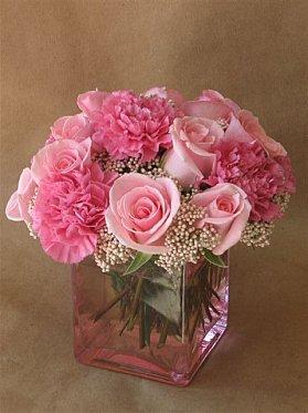 cube de rose