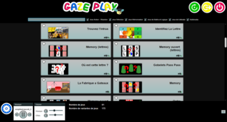 GazePlay : nouvelle version 1.8.1
