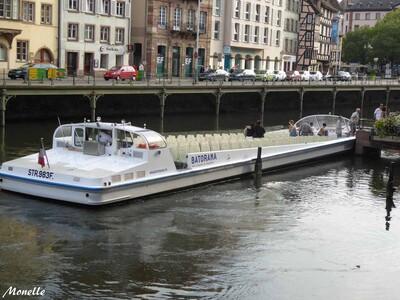 Escapade en Alsace 8 - Strasbourg au fil de l'eau