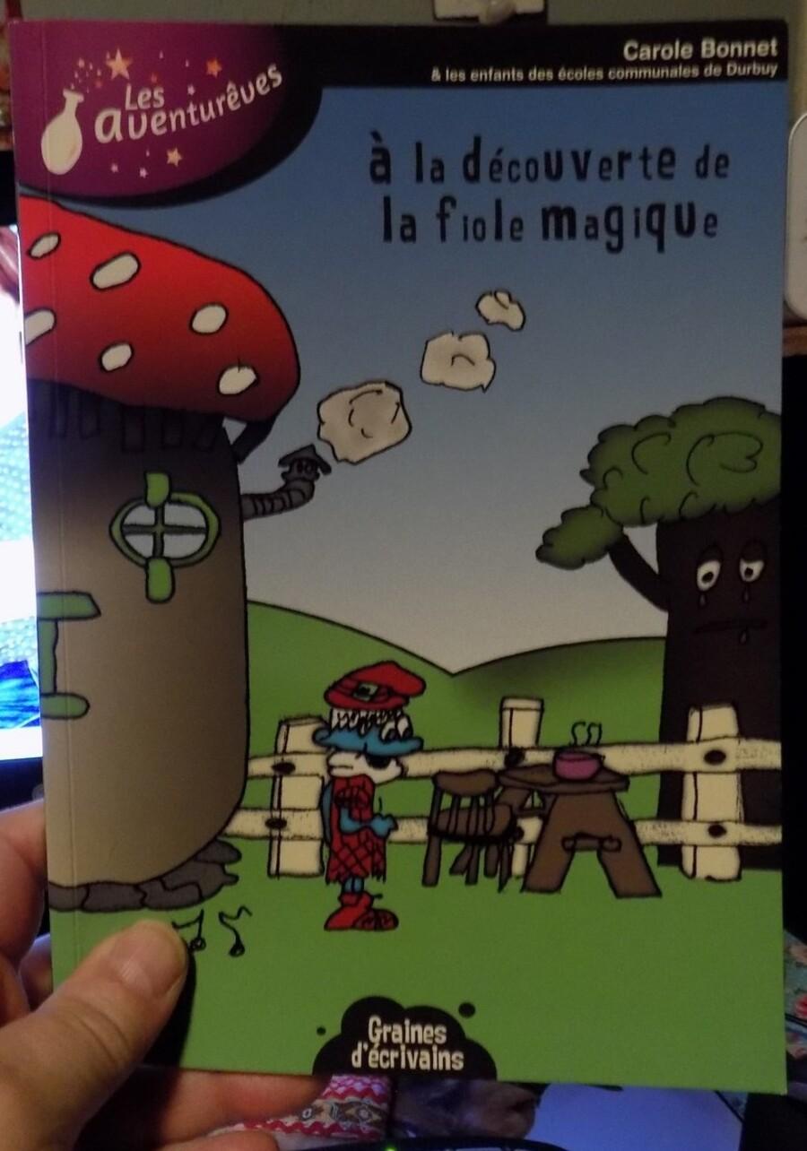 Un livre écris par des enfants