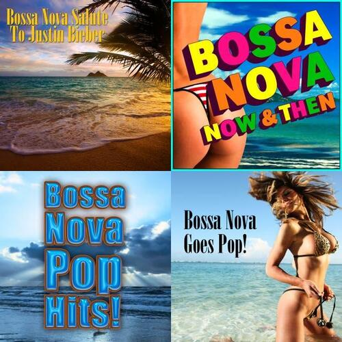 BOSSA NOVA STAR ENSEMBLE - We Will rock You  (Bossa Nova)