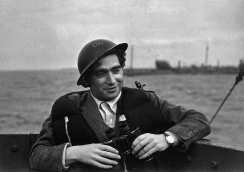 ROBERT CAPA, photographe de génie...