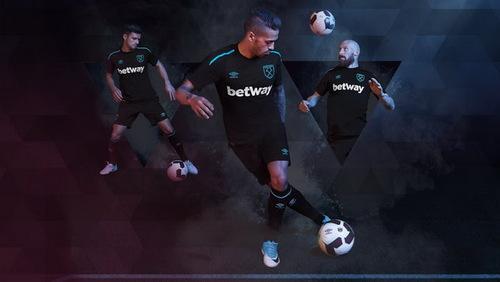 maillot West Ham 2017 2018 Pas Cher