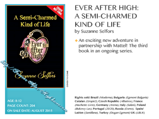 ever-after-high-suzanne-selfors-next-book-a-semi-charmed-kind-of-life-info