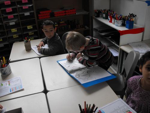 quelques exemples d'ateliers en classe