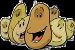 la patate.....