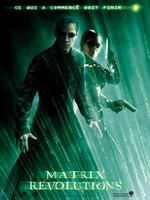 Matrix Revolutions affiche