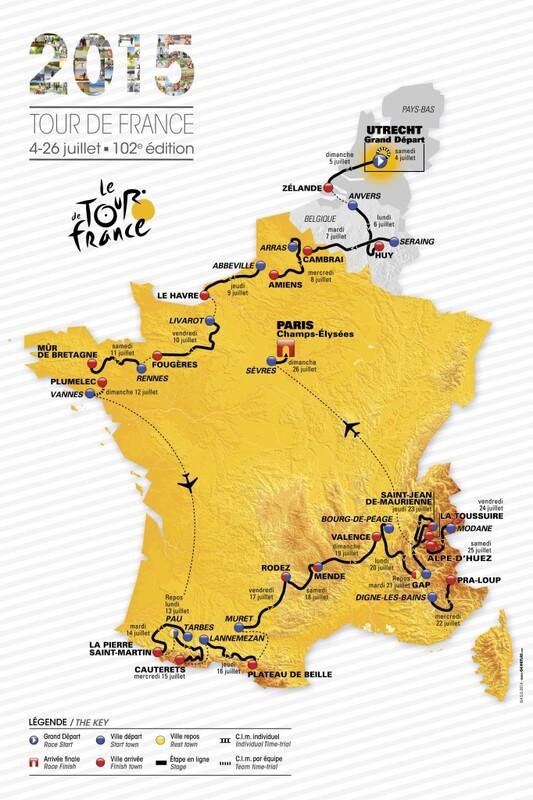 Caravane Tour de France 2015