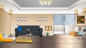 Modern classic room escape