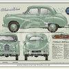 Austin A40 Somerset 1952 - 54