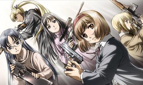 ♦ Présentation Gunslinger Girl ♦