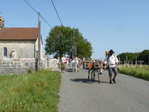 La voix des colporteurs 2012 à Pouillat