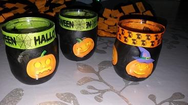 Bricolage d'octobre : La semaine du goût et Halloween !