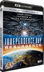 [UHD Blu-ray] Independence Day : Resurgence
