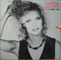 Betina - I See You - Complete LP