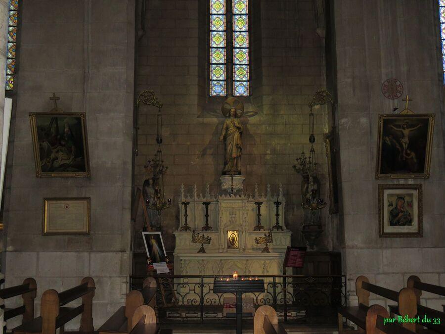 la collégiale St Salvi à Albi (81)