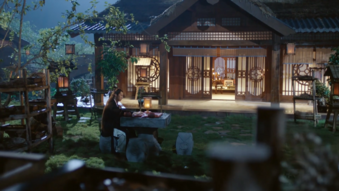 Calendrier de l'avent spécial drama Jour 2