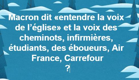 Si vous n'avez rien à faire ce jeudi à 13h, surtout ne regardez pas le duo Macron-Pernaut sur TF1