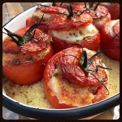 Les tomates farcies façon mado :)