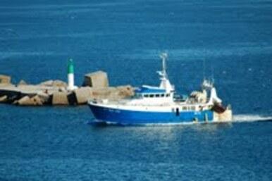 - Sète 10 -  Un grand port de pêche  -