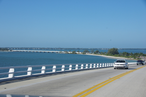 Jour 5 - de Naples à Cape Canaveral
