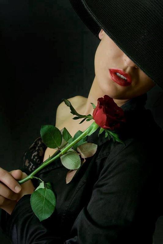 Noir rouge.....