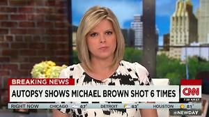 Autopsy: Michael Brown shot 6 times