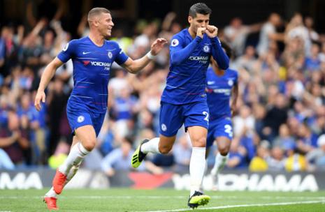 Nouveau maillot Chelsea 2019 Domicile