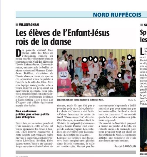 Articles Charente Libre