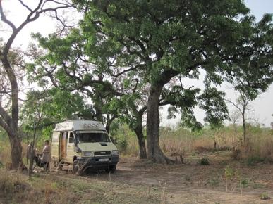 292 Près de Natitingou chez les frère Marianistes