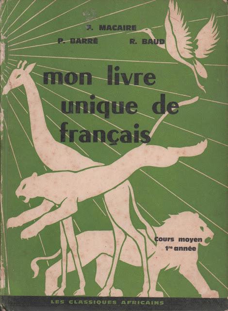 Macaire Barre Baud Mon Livre Unique De Francais Cm1 1972