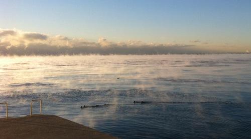 Comment naissent les nuages au Canada