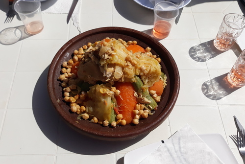 Quel excellent couscous !!!