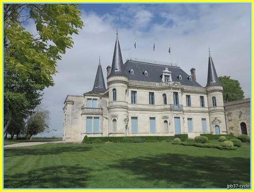 Balade des châteaux