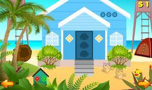 Jouer à Avm Beach cottage escape