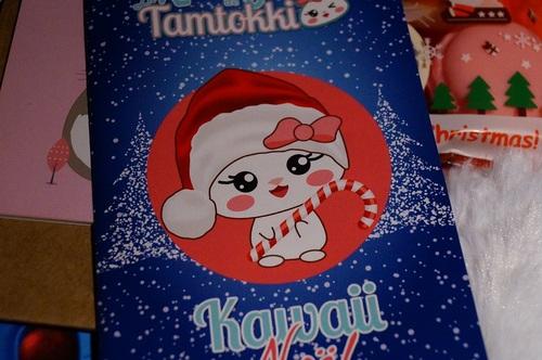 Tamtokki Spéciale Noël Kawaii