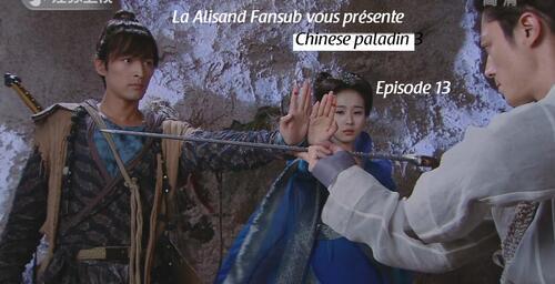 Chinese Paladin Ep 13