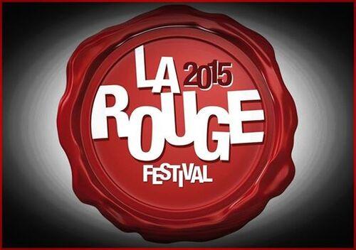 """Festival """"LA ROUGE"""" à Montpellier... Zénith Sud"""